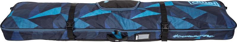 Nitro Cargo Board Bag Fragments Blue 169