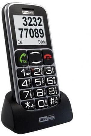 MaxCom GSM telefon MM461BB