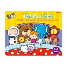 Galt 10 v posteli