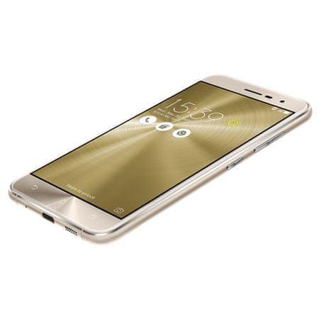 Asus ZenFone 3, (ZE520KL), zlatý