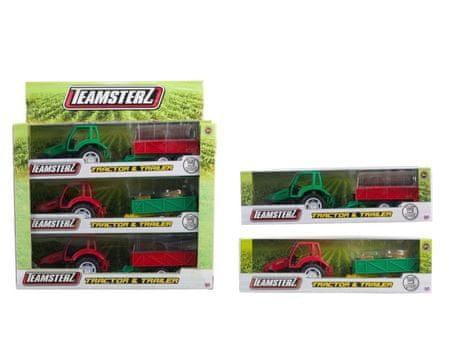 Teamsterz Traktor és pótkocsi