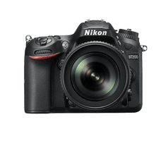 Nikon digitalni SLR fotoaparat D7200 kit 18-140VR + FatBox + Filter