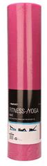 Avenio podloga za fitness i jogu, 7 mm, roza