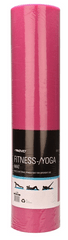 Avenio blazina za fitnes, 7 mm, roza