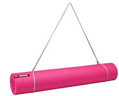 Avenio blazina za fitnes, jogo ali aerobiko 4 mm, roza