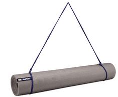 Avenio blazina za fitnes, jogo ali aerobiko 4 mm, siva