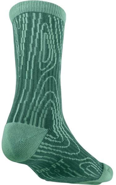 Nike SB Dri-Fit Woodgrain Crew zelená 42-46