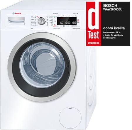 BOSCH WAW28560EU elöltöltős mosógép, A+++