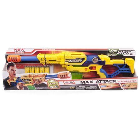 X-shot Gépfegyver
