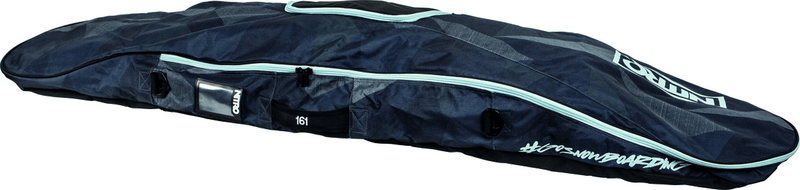 Nitro Sub Board Bag Fragments Black 161
