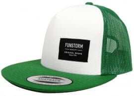 Funstorm Thad Snap Back Green