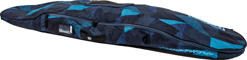 Nitro Sub Board Bag Fragments Blue 161