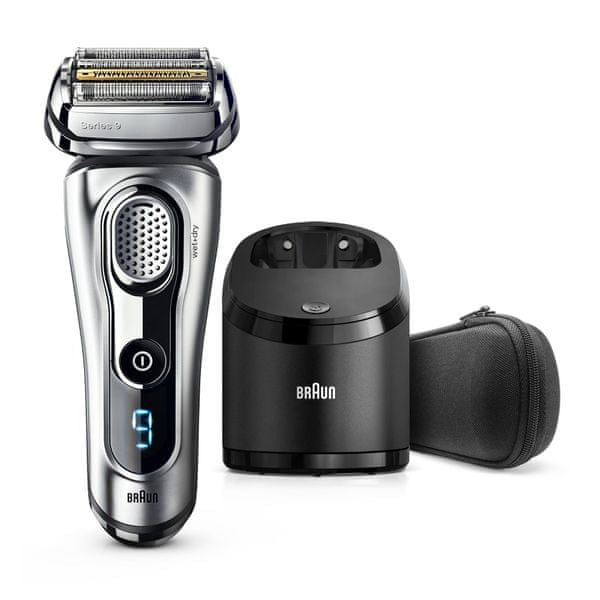 Braun Series 9-9290cc Clean&Charge Wet&Dry