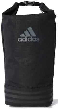 Adidas torba za čevlje 3-Stripes, črna/siva