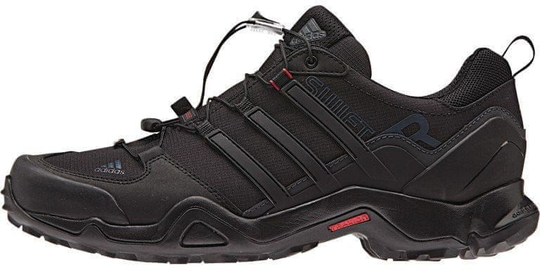 Adidas Terrex Swift R Core Black/Power Red/Dark Grey 46