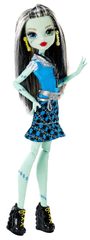 Monster High Módna bábika Frankie Stein