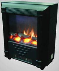 Elegant kominek elektryczny DBL2000-DZN