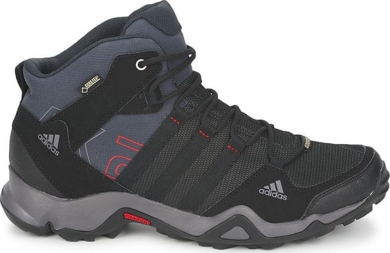 Adidas AX2 Mid GTX Dark Grey/Core Black/Scarlet 43 1/3