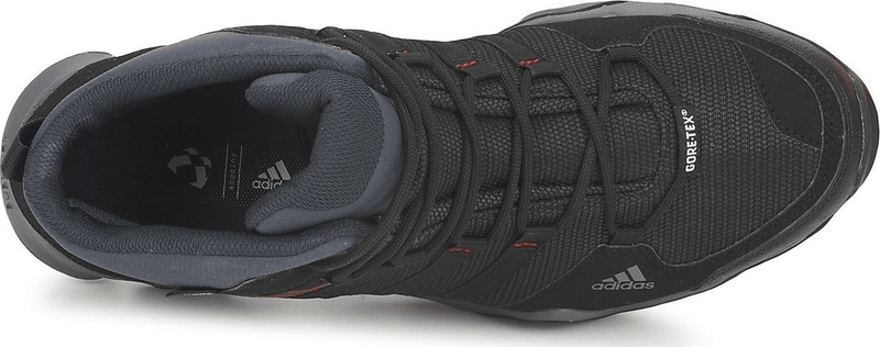 Adidas AX2 Mid GTX Dark Grey/Core Black/Scarlet 42 2/3