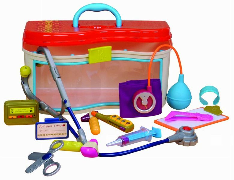 B.toys Kufřík Dr. Doctor