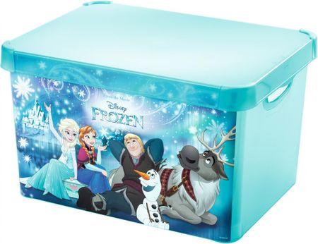 Curver škatla za shranjevanje Frozen L