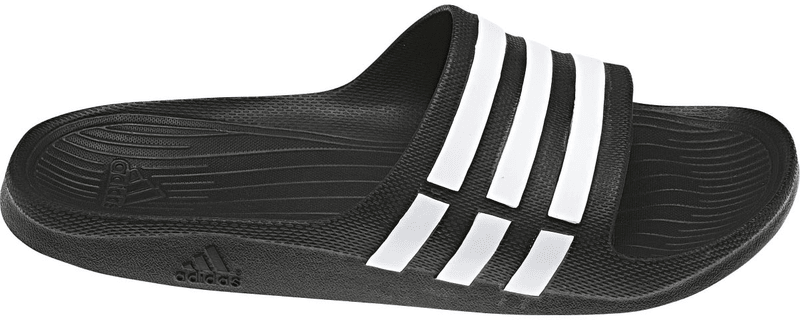 Adidas Duramo Slide Black/White 47