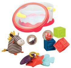 B.toys Zestaw dla niemowląt Wee B. Ready