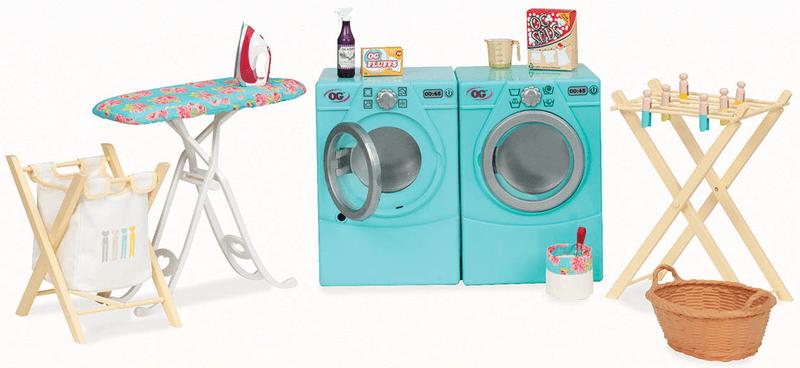 Our Generation Sada na praní a sušení prádla - II. jakost