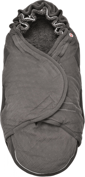 Lodger Bunker Fleece Scandinavian, Coal