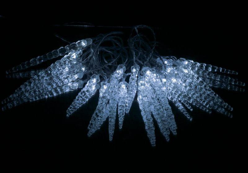 Retlux Vánoční LED rampouchy