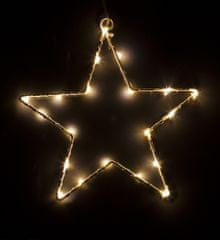 Retlux Dekorácia LED hviezda