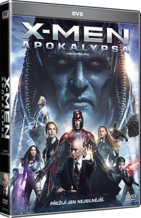 X-Men: Apokalypsa   - DVD