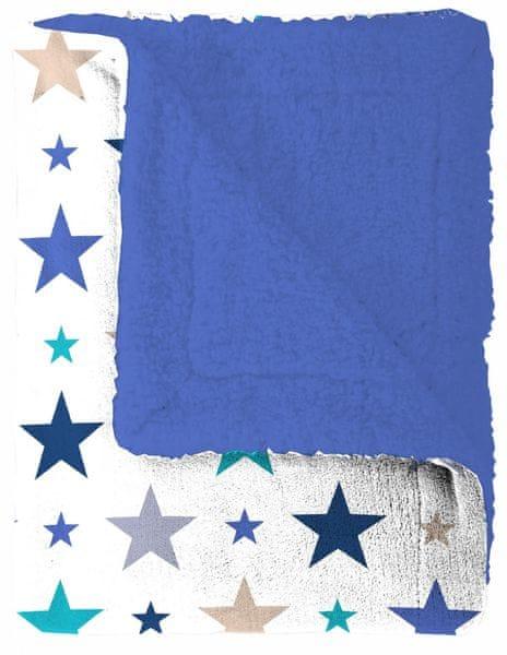 Mistral Home Dětská deka Starry Blue, 130x170