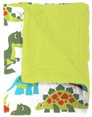Mistral Home Dětská deka Dinosaur, 130x170