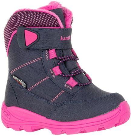 KAMIK otroška zimska obutev Stance K, roza, 23