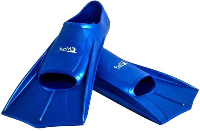 SwiMi tréninkové ploutve Blue Mermaid modré 41-42