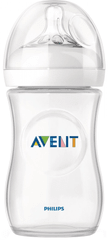 Avent NATURAL PP Cumisüveg, 330ml, 1db