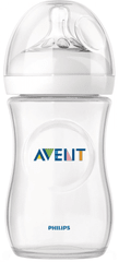 Avent steklenička SCF 696/17 Natural, 330 ml