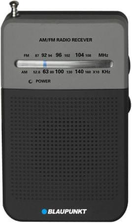 Blaupunkt žepni radio PR3BK