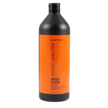 Matrix szampon do włosów z masłem Shea TOTAL RESULTS Mega sleek, 1000 ml