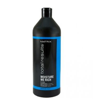 Matrix odżywka do włosów nawilżająca TOTAL RESULTS Moisture me rich, 1000 ml