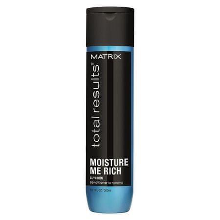 Matrix odżywka do włosów nawilżająca TOTAL RESULTS Moisture me rich, 300 ml