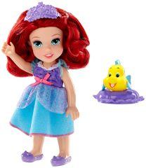 Disney Księżniczka Arielka z rybką
