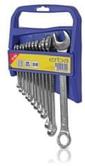 Erba Klíč očkoplochý sada 12 ks 6-22 mm