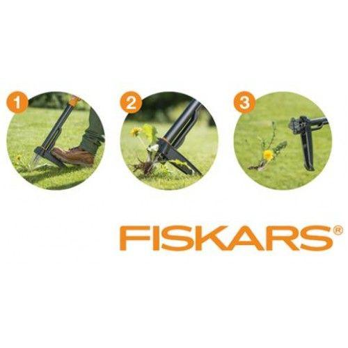 FISKARS Xact Vytrhávač buriny (1020126)
