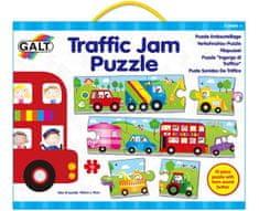 Galt Puzzle dopravní zácpa