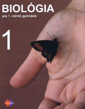 Višňovská a kolektív Jana: Biológia 1 pre 1. ročník gymnázia