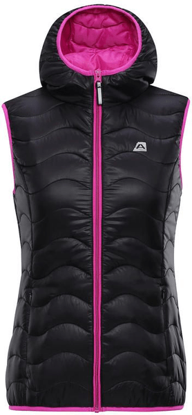 Alpine Pro Jewela Vest W Black/Pink S