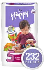 Bella Happy Junior Big Pack - 232 ks