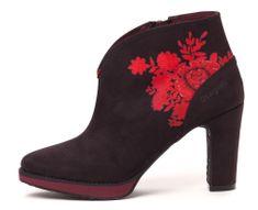 Desigual buty za kostkę damskie